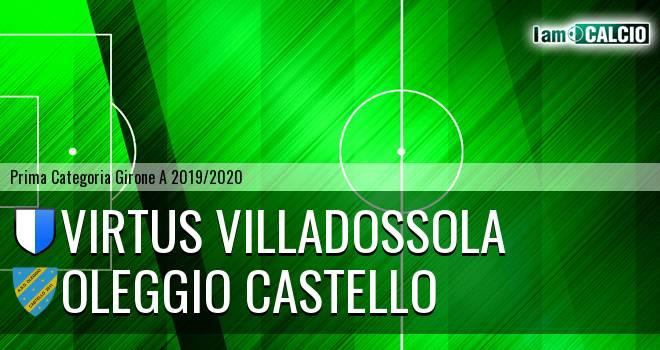Virtus Villadossola - Oleggio Castello