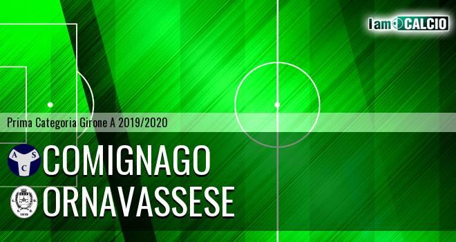 Comignago - Ornavassese