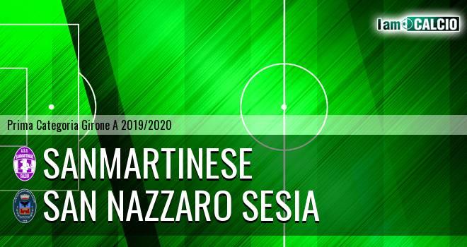 Sanmartinese - San Nazzaro Sesia