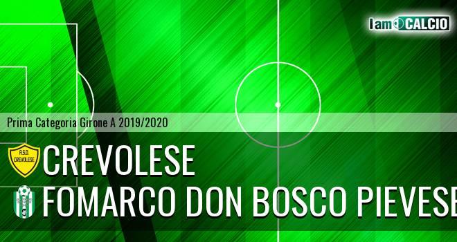 Crevolese - Fomarco Don Bosco Pievese