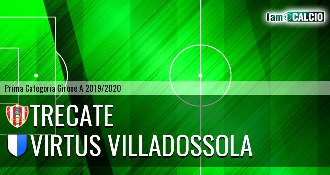 Trecate - Virtus Villadossola
