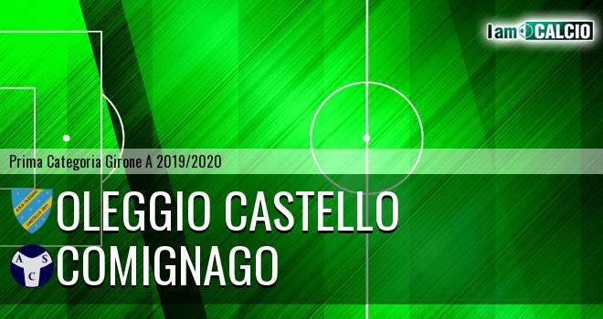 Oleggio Castello - Comignago
