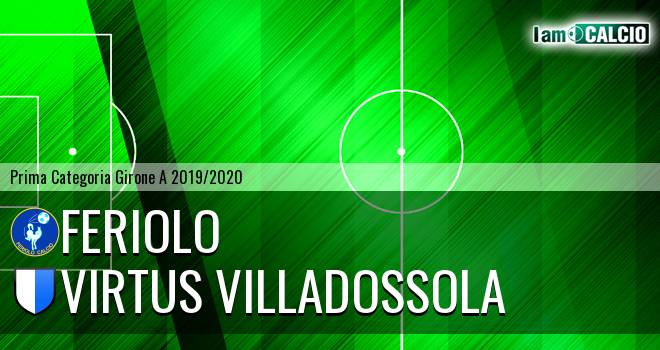 Feriolo - Virtus Villadossola