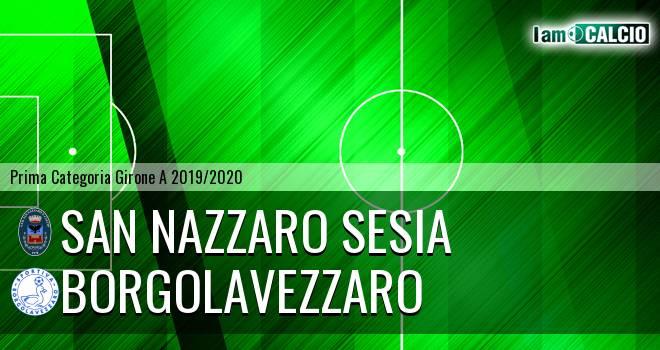San Nazzaro Sesia - Borgolavezzaro