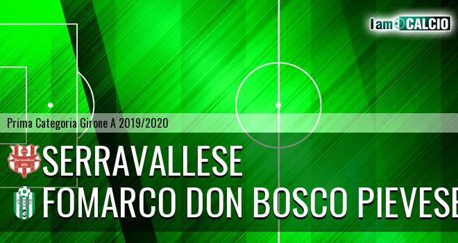 Serravallese - Fomarco Don Bosco Pievese
