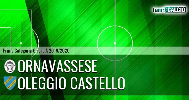 Ornavassese - Oleggio Castello