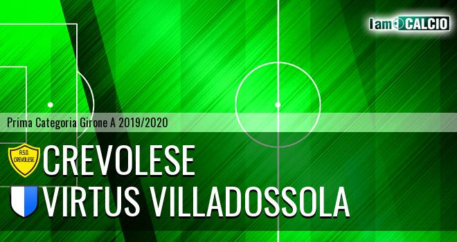 Crevolese - Virtus Villadossola