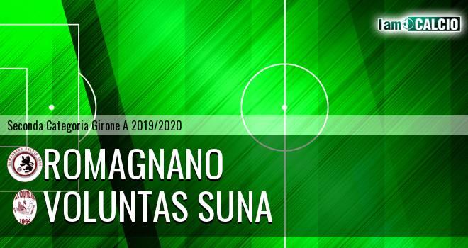 Romagnano - Voluntas Suna