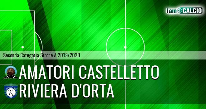 Amatori Castelletto - Riviera d'Orta