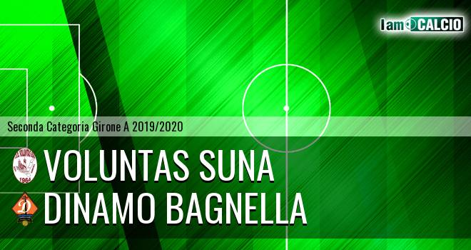 Voluntas Suna - Dinamo Bagnella
