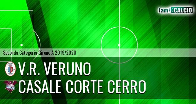 V.R. Veruno - Casale Corte Cerro