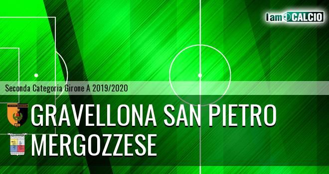 Gravellona San Pietro - Mergozzese 3-1. Cronaca Diretta 09/02/2020