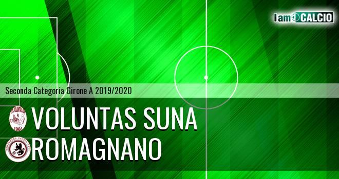 Voluntas Suna - Romagnano