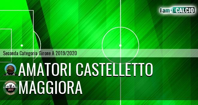 Amatori Castelletto - Maggiora