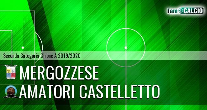 Mergozzese - Amatori Castelletto