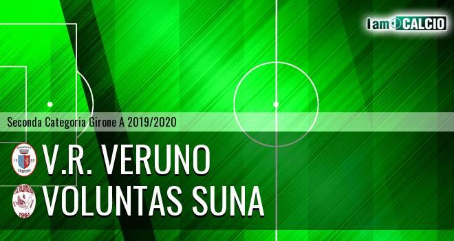 V.R. Veruno - Voluntas Suna