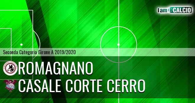 Romagnano - Casale Corte Cerro