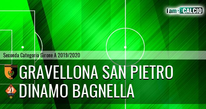 Gravellona San Pietro - Dinamo Bagnella