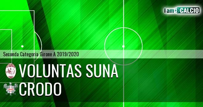 Voluntas Suna - Crodo