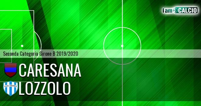 Caresana - Lozzolo