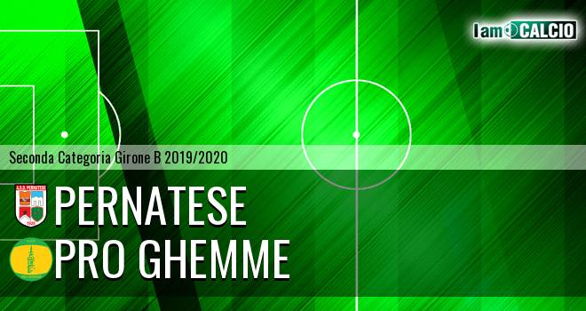Pernatese - Pro Ghemme