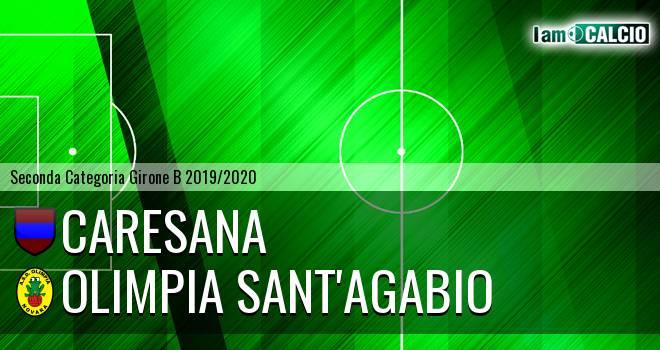 Caresana - Olimpia Sant'Agabio