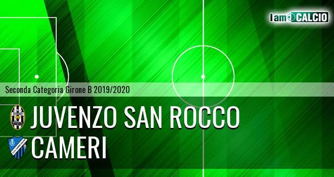 Juvenzo San Rocco - Cameri