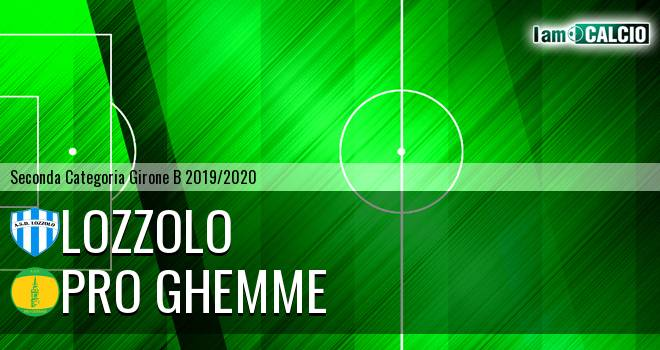 Lozzolo - Pro Ghemme