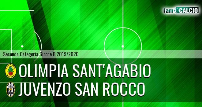 Olimpia Sant'Agabio - Juvenzo San Rocco