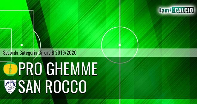 Pro Ghemme - San Rocco