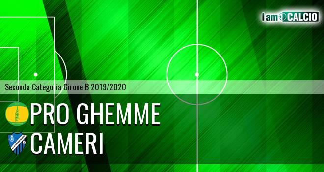 Pro Ghemme - Cameri