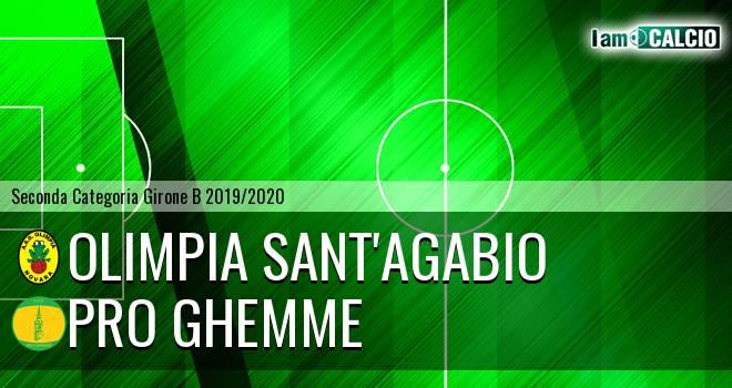 Olimpia Sant'Agabio - Pro Ghemme