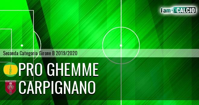 Pro Ghemme - Carpignano