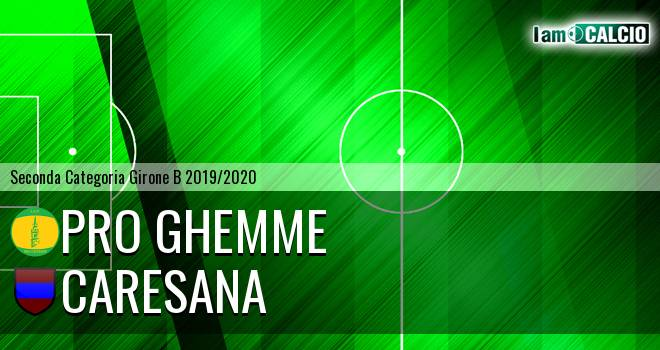 Pro Ghemme - Caresana