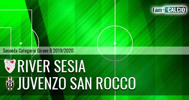 River Sesia - Juvenzo San Rocco