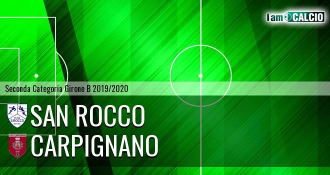 San Rocco - Carpignano