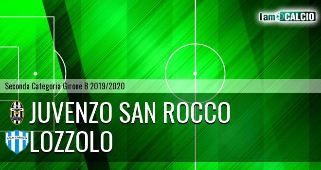 Juvenzo San Rocco - Lozzolo