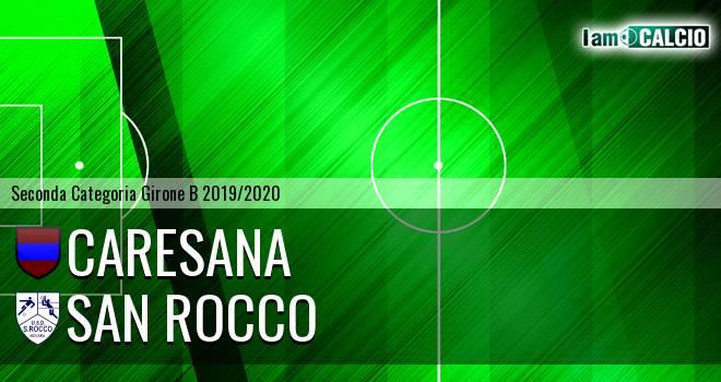 Caresana - San Rocco