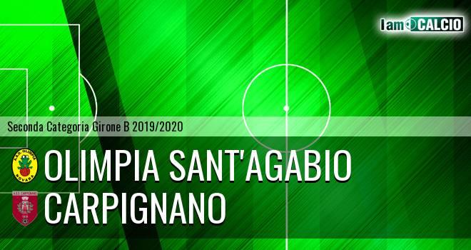 Olimpia Sant'Agabio - Carpignano