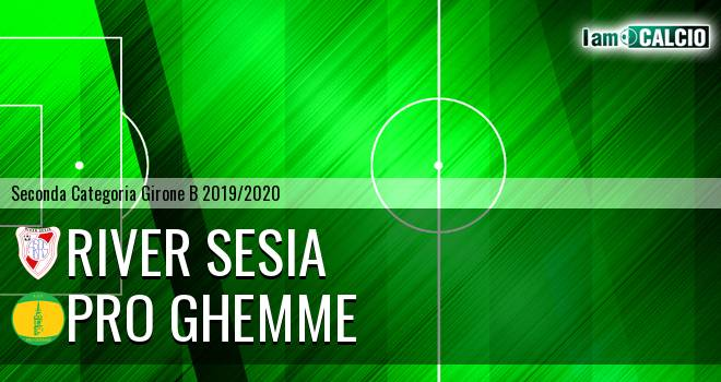 River Sesia - Pro Ghemme
