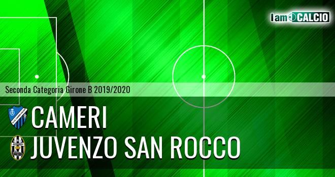 Cameri - Juvenzo San Rocco