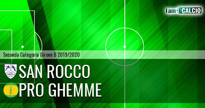 San Rocco - Pro Ghemme
