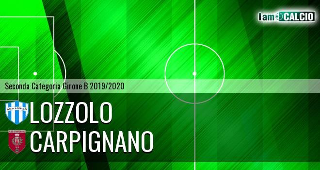 Lozzolo - Carpignano