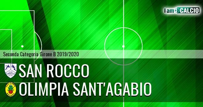 San Rocco - Olimpia Sant'Agabio