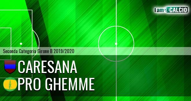 Caresana - Pro Ghemme