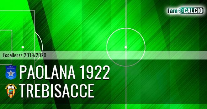 Paolana 1922 - Trebisacce