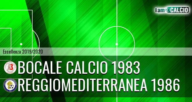 Boca Nuova Melito ADMO - Reggiomediterranea 1986