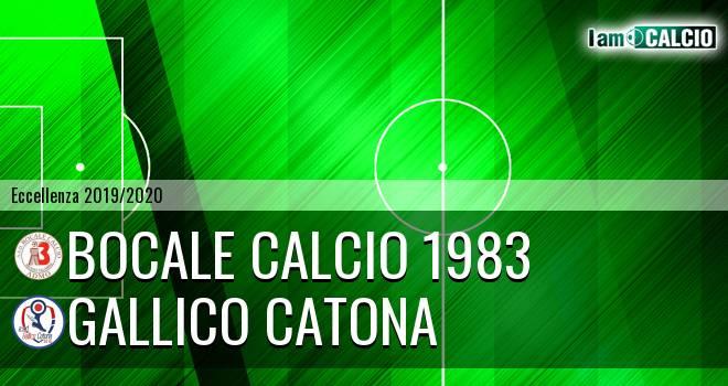 Boca Nuova Melito ADMO - Gallico Catona
