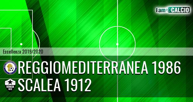Reggiomediterranea 1986 - Scalea 1912