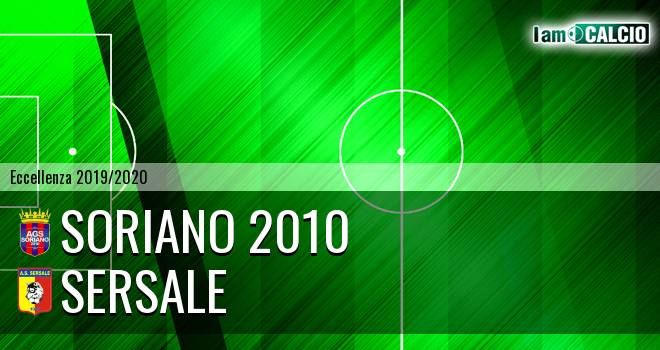 Soriano 2010 - Sersale